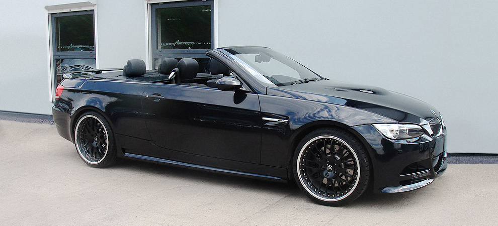 hamann bmw 3 series e93 m3 convertible. Cars Review. Best American Auto & Cars Review