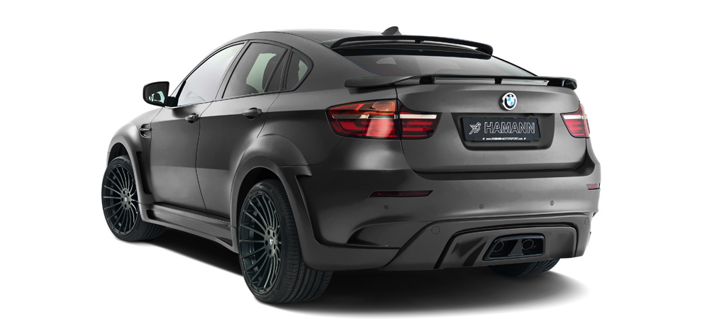 hamann bmw x6 m tycoon ii. Black Bedroom Furniture Sets. Home Design Ideas