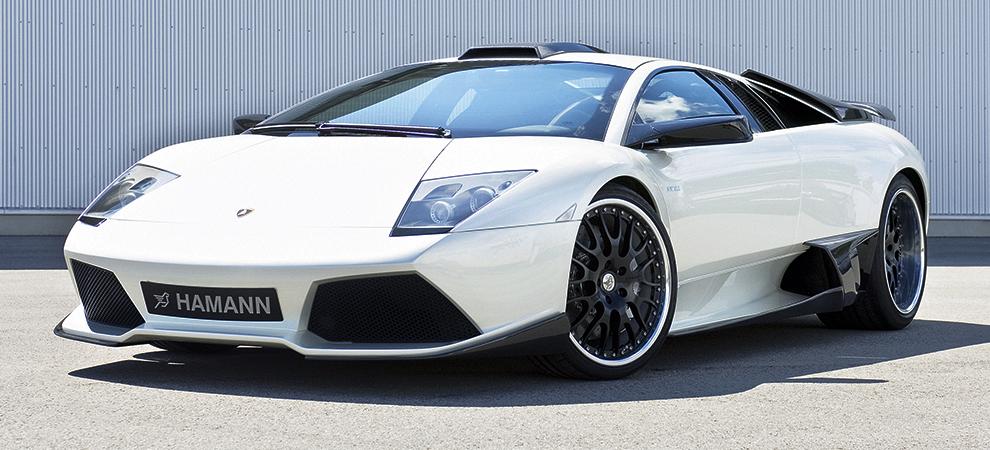 Hamann Lamborghini Murci 233 Lago Lp 640