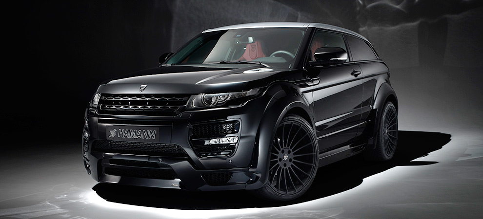 Hamann Range Rover Evoque 3 Door Widebody