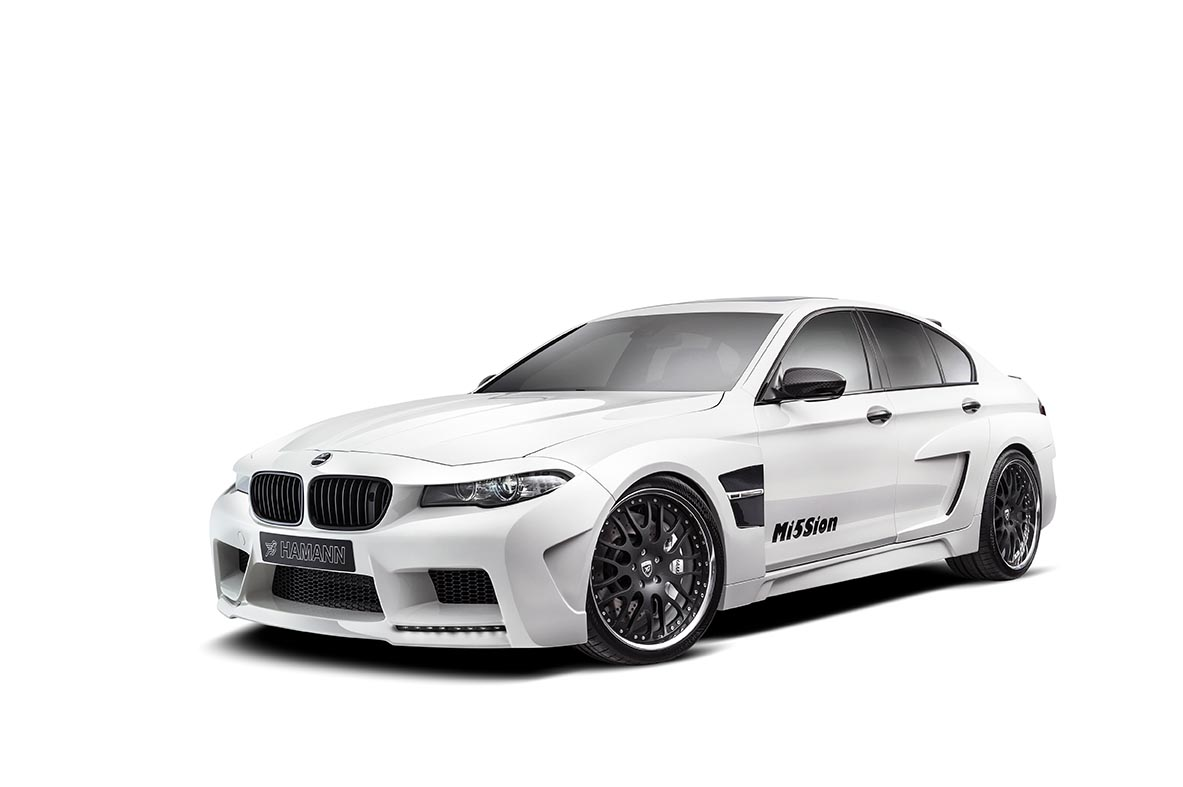 Hamann introduces the most ferocious BMW M5 of all times - Hamann ...