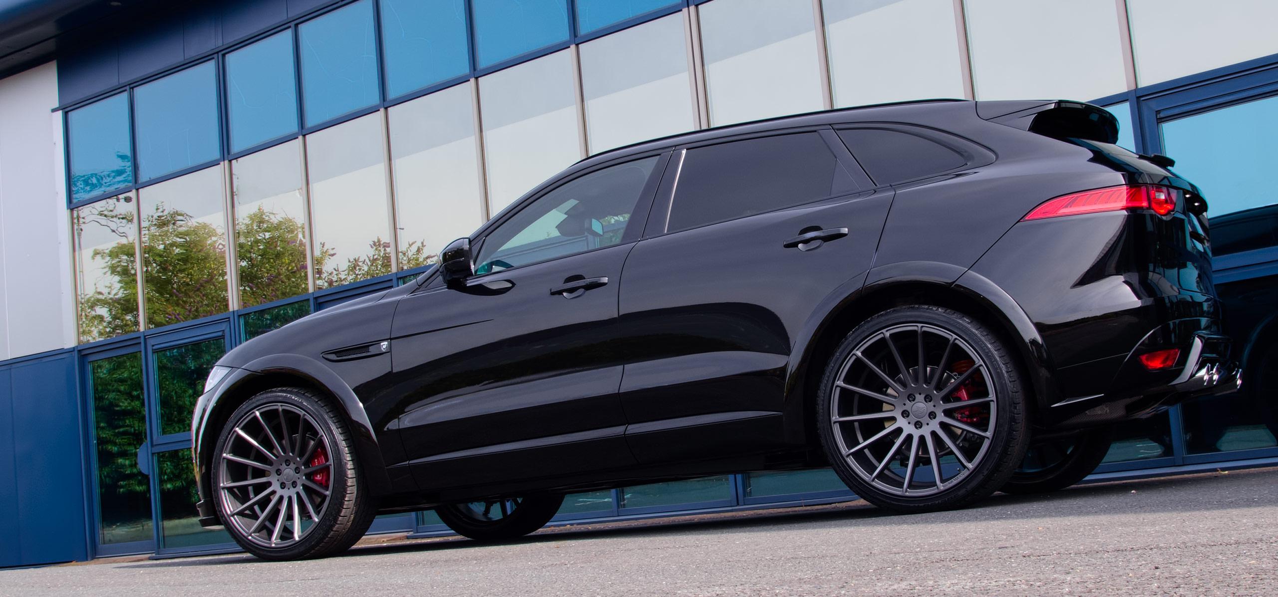 BMW Pre Owned >> Jaguar F-Pace - Hamann Motorsport UK