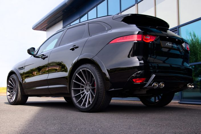 What Is Climate Control >> Jaguar F-Pace - Hamann Motorsport UK