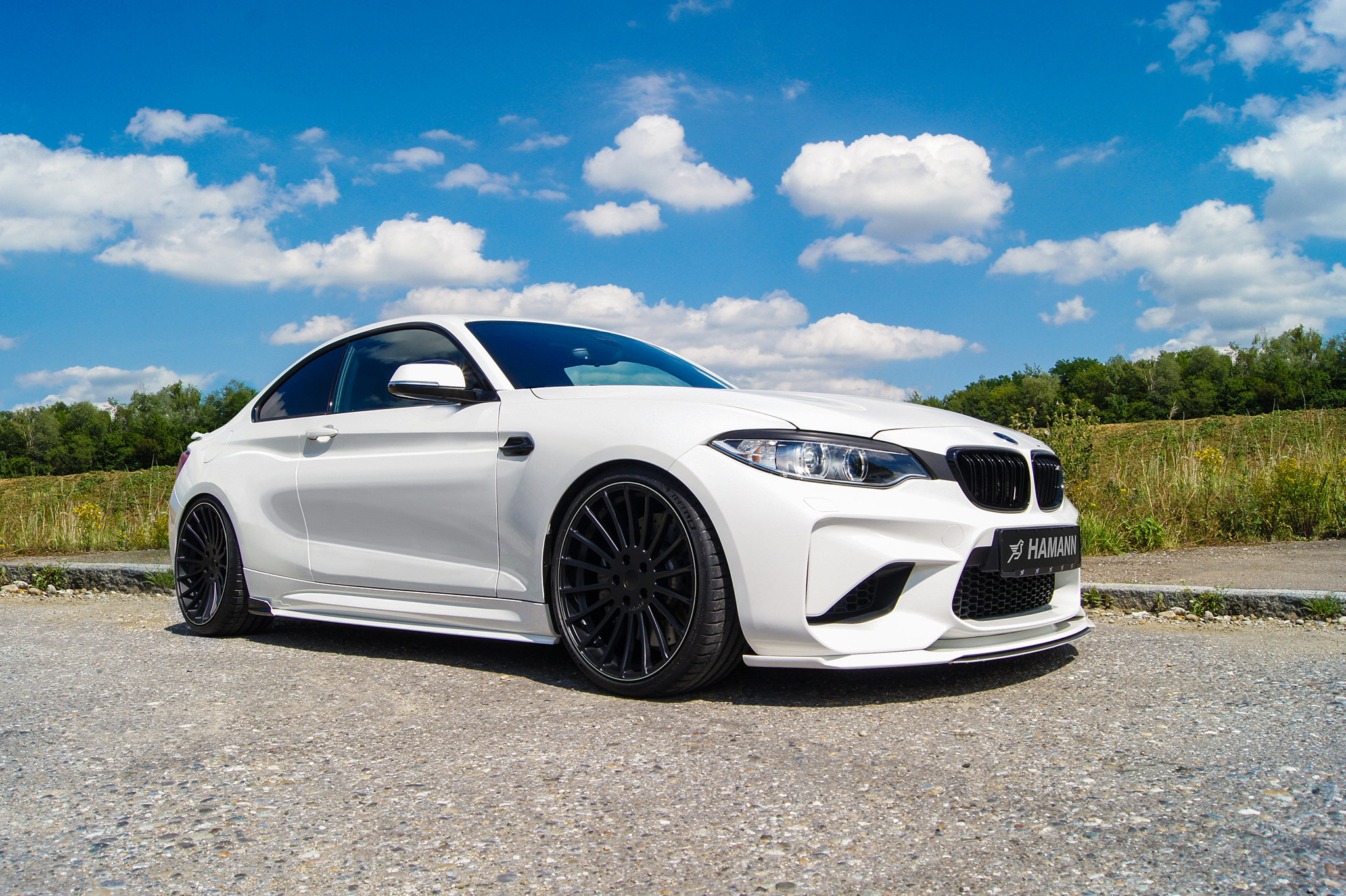 Bmw M2 Hamann Motorsport Uk