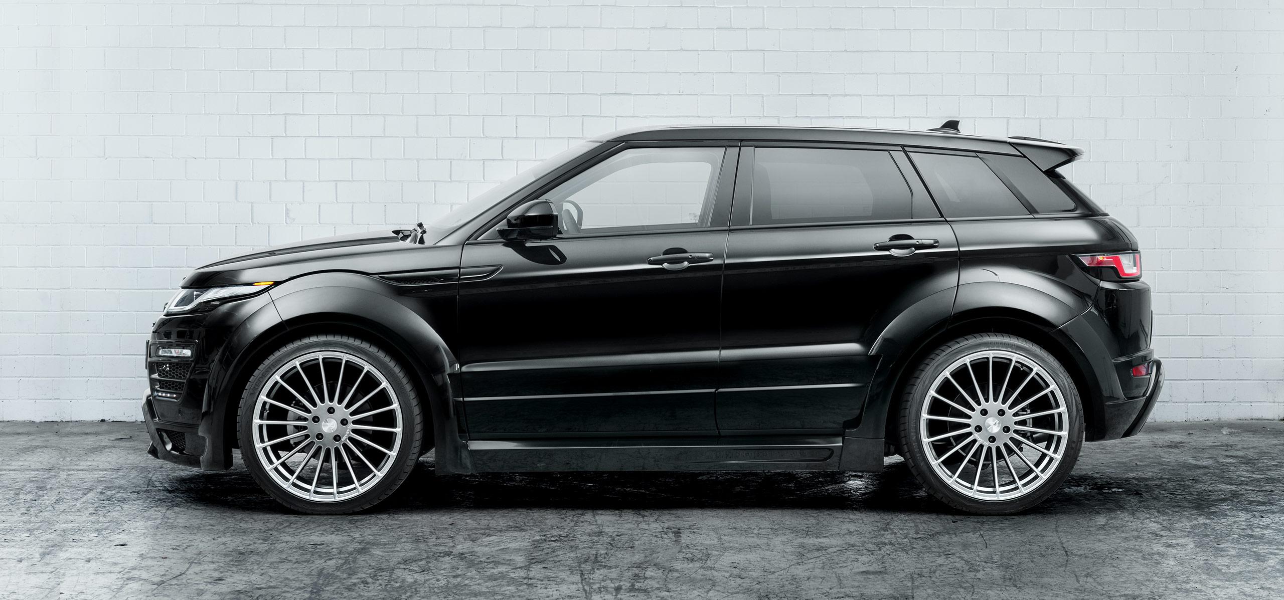 Range Rover Evoque >> Range Rover Evoque 5 Door Widebody – Hamann Motorsport UK