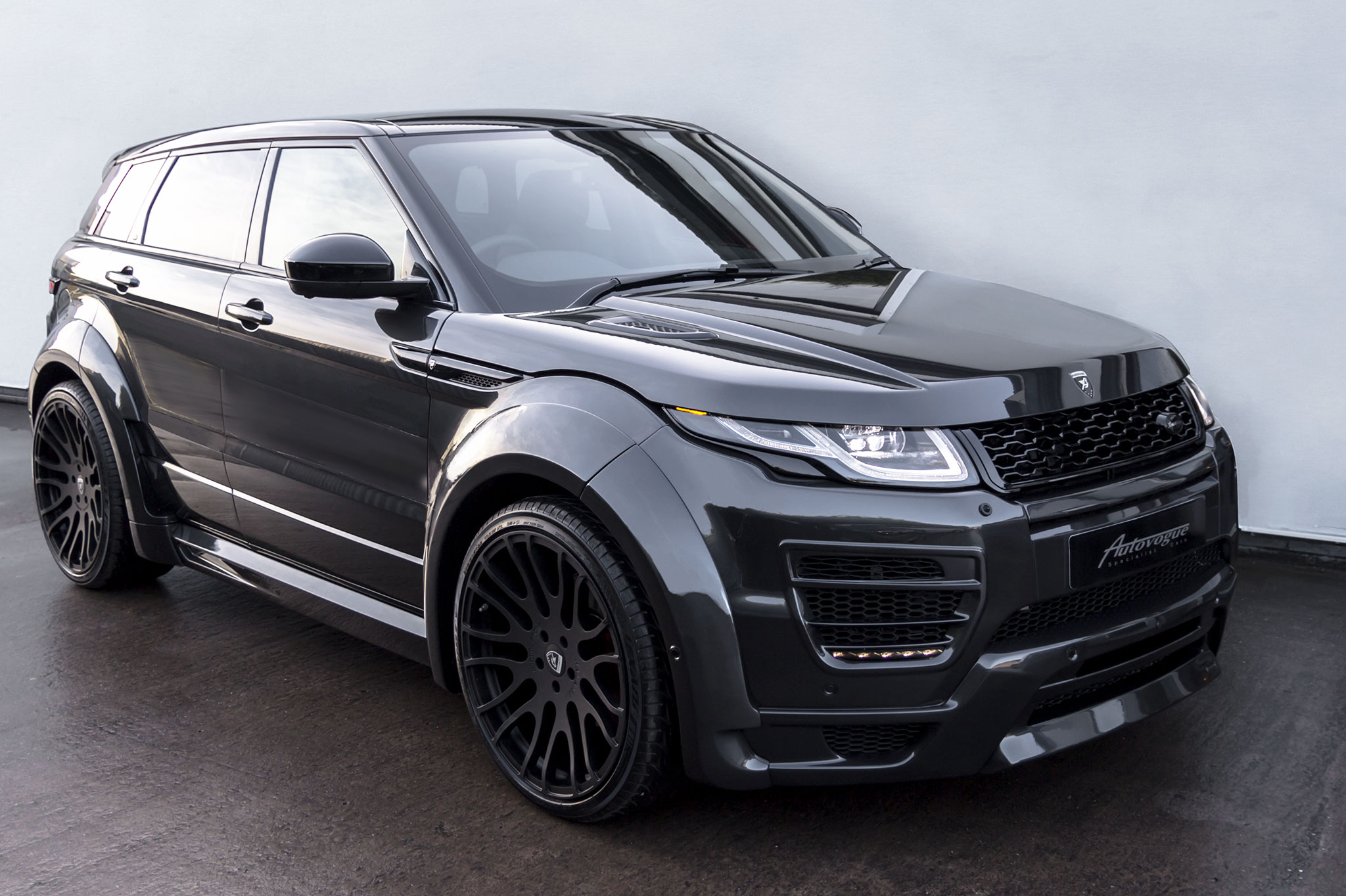 Alarm System Hamann Range Rover Evoque 5 Door Widebody