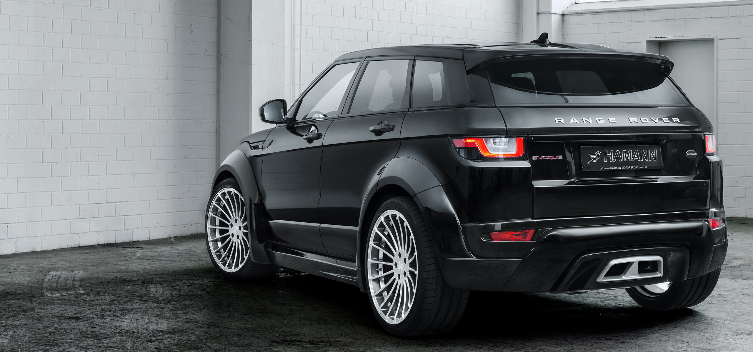 hamann range rover evoque 5 door widebody. Black Bedroom Furniture Sets. Home Design Ideas